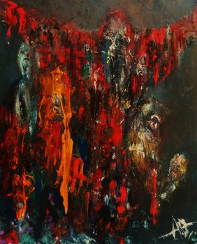 20120225022556-a_relative_analysis_of_the_apocolypse__oil_on_canvas_30x24