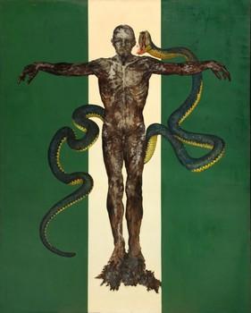 20120307202614-william_utermohlen_-_dante_cycle_-_the_dust_again_canto_xxiv__1966___oil_on_canvas_-_152