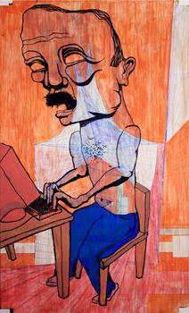 20120313114924-maleri-uden-titel-12-painting-michael-cavio-krogh-caspersen-artunika-online-gallerier-malerier-til-salg