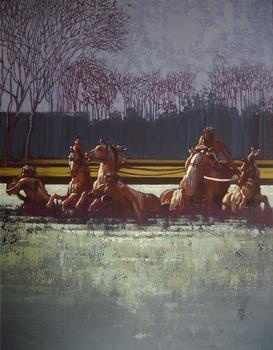 20120426221125-revolution_2_-__flaming_horses___acrylic_116_x_89_-april_2012_more_contrast
