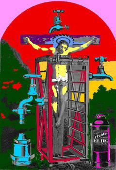 Messcrucifix
