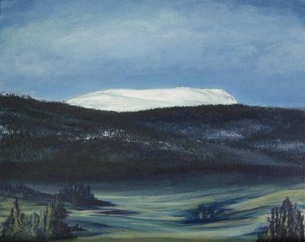 20120514214540-11014_-_tiny_-_sea_dean_-_dawn_over_terrace_mountain_-_acrylic_-_8_x_10_-__195_-__245
