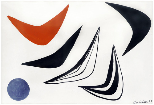 20120515211402-alexander_calder_boomerang_night__gouache_on_paper_1965_28_x_42