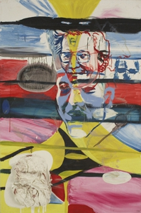 Davidperry_noamchomskywithtowel_48x72inches_