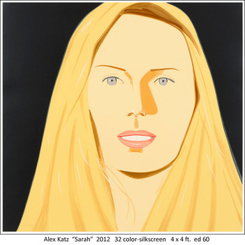 20120606045731-alex_katz_sarah__2012_32_co_or-silkscreen_4_x_4_ft