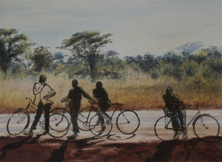20120606162257-_africa_bicycles__harriet_ruck_keene__watercolour_and_charcoal___650