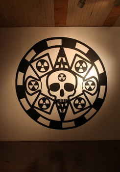 Post-post-apocalypse_-_ruins_-_marshall_astor_-_mayan_calendar_riff_wall_painting_-_installed