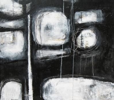 Orphan_30_x_30_acrylic_on_canvas__2008