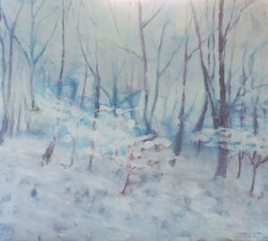 Web-snowy-wood