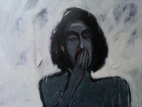 20120825151109-john_w_carlson_yawning_woman_30x40