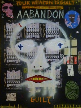 20120916191205-your_weapon_is_guilt_2012_acryllic__oilstick__spray_paint__collage_on_canvas__48_x_36_in