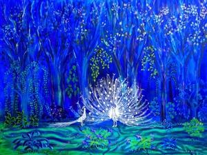 Peacock_forest_acrylic