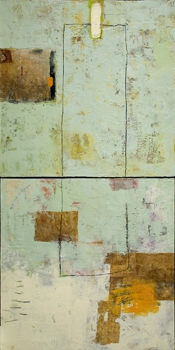 Lisa_pressman_chapter_3_dyptich_48_x_24_encaustic_2008_
