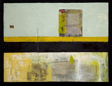 _above_and_below_18_x_24_encaustic