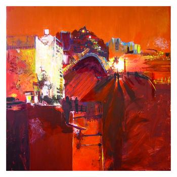 20121016022711-crimson_sunset-mixed_media_on_canvas-100x100cm--2011
