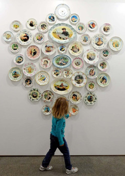 20121023055156-catherine_rizor_looks_at_my_piece_at_wcc_grand_rapids_kathy_batdorff_grand_rapids_press