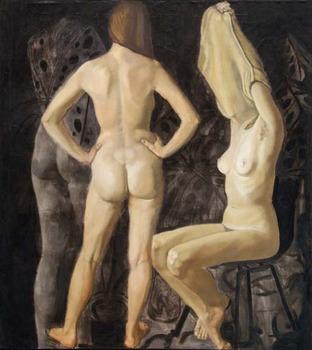 20121116211409-1974_untermohlen_three_figures__oil_on_canvas_122_x_109_cm