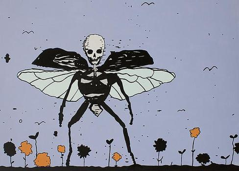 20121226020511-death_beetle_acrylic_and_enamel_on_canvas_over_panel_2012_4