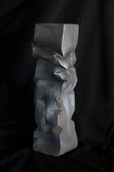 20130206150416-hank_saxe_black_tower_22_x_8_by_8_stoneware_metallic_slip_and_dirt_courtesy_the_artist