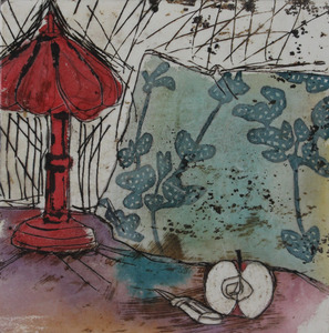 20130301233220-rose_rigley_-_2013_breakfast_in_bed_iv_-_mixed_media_on_canvas_-_305mm_x_305mm__41_