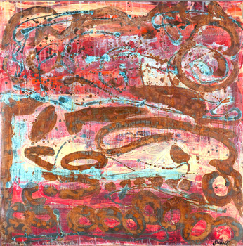 20130309184144-agate_creek_tapestry__jan_maret_willman__acrylic__rusted_and_patinaed_metal_and_metallic_on_canvas_30x30__available_
