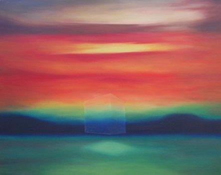 20130311173555-reham_sharbaji_-_one_-_4_x_5_feet_-_oil_on_canvas