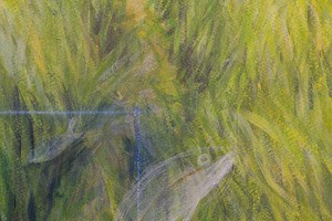 20130312045837-kristineidarius_greenandbluehistory_acryliconpaperandfabric__detailof22x35_22