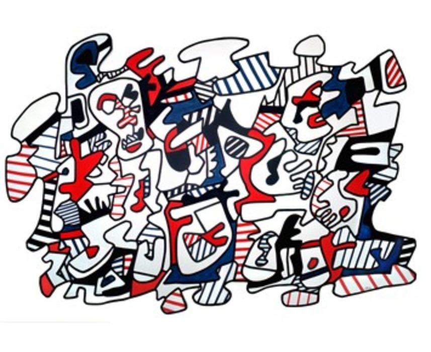 Jean Dubuffet | ArtSlant