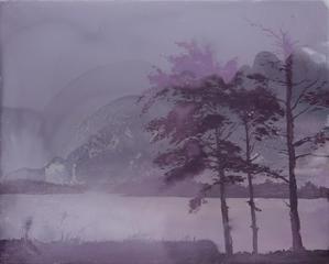 20130323052733-david_smith__trees-lake-moonlight__2013__oil_on_panel__60_x_75_cm