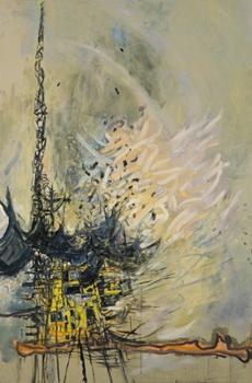 Pagoda-_-crane