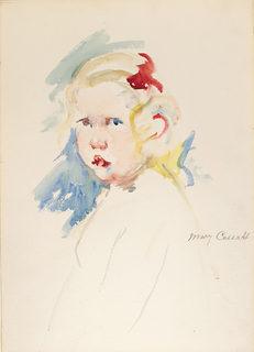 Cassatt-head-of-a-little-girl