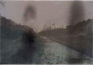 20130406122301-fragmentarische_herinneringen__boulevard__drukwerk_op_folie__oplage_gecomprimeerd_tot_1_exemplaar__epoxy__ca