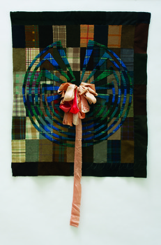 20130411153258-marie_watt_bouquet__2009__reclaimed_wool__satin__thread__2_