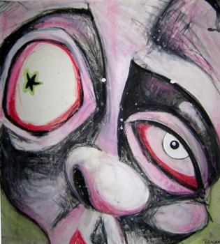 Stary-eyed