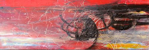 20130415182940-fall_of_the_iron_meteorite_12x36_acrylic_on_wood
