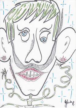20130417105550-dessin_de_gricha_rosov_art_brut_gueule_en_vrac_dali_moustache_singulier_outsider