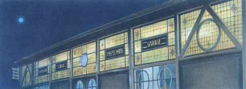 Amstel_hotel_garage