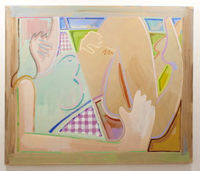 20130627203616-james_viscardi__downstairs_dip_dye__2013__oil_on_canvas__52_x_62_in__132_x_157_cm_