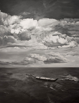 20130721152547-pearl_diver_2012_oil_and_graphite_on_canvas_200_x_154_cm