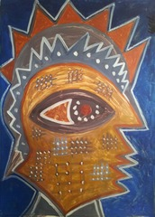 20130811041132-king_of_the_dream_acralic_on_paper-2013_size-61x43cm