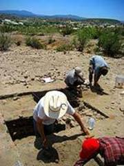 Archaeologistsatwork