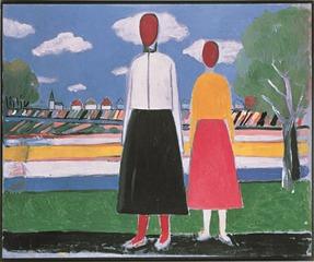 20130927145049-kazimir_malevich__two_figures_in_a_landscape__twee_figuren_in_een_landschap___1931-32_