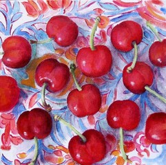 20131001081950-cherries_on_a_cloth_oil_by_tania_beaumont