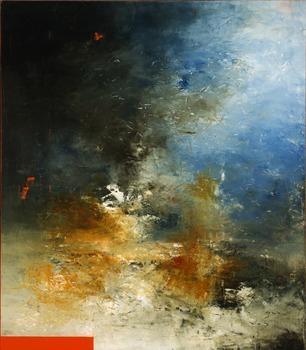 20131003225209-burega_little_trunk__sunset__2013_oil_on_wood_panel_48_x_42_72