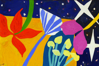20131011162416-gillian_ayres__amaranth_and_moly__2013__oil_on_canvas__61