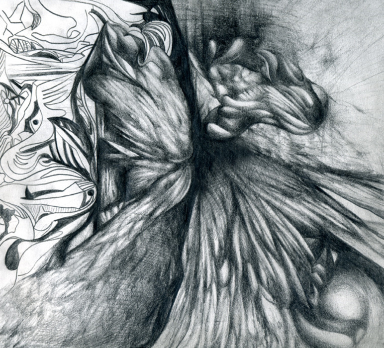 Bill Lai Tzu Ping ArtSlant - Reality with pencil and paper