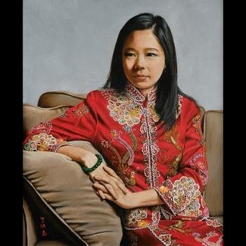20131110215135-karen_yee_-_chinese_bride_-_acrylic_on_canvas_-20x24