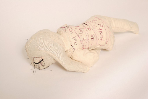 Love_light_as_a_feather_-_embroidered_textile