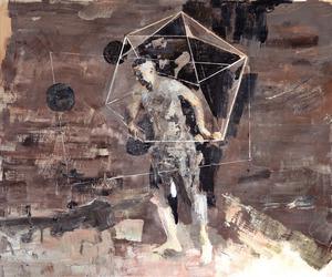 20131211194507-bogdan_vladuta__polyhedron_man__2013__oil_on_canvas__66_x_80