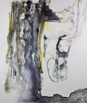 20140104010023-shona_thought_my_abyss_was_a_radiator_60x60_inches_watercolor_and_acrylic_on_polypropylene_2013